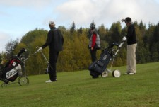 Week course to learn to play golf